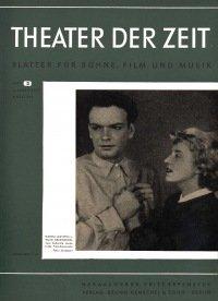 Theater der Zeit 3/1949