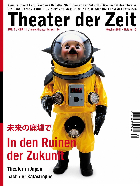 Theater der Zeit 10/2011