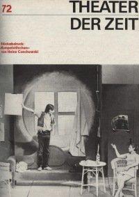 Theater der Zeit 8/1972