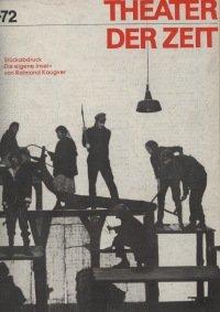 Theater der Zeit 10/1972