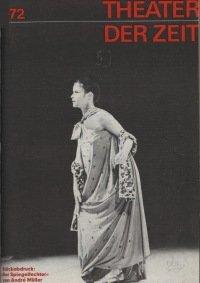 Theater der Zeit 11/1972