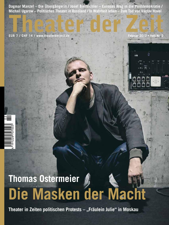 Theater der Zeit 2/2012