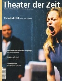 Theater der Zeit 06/2004