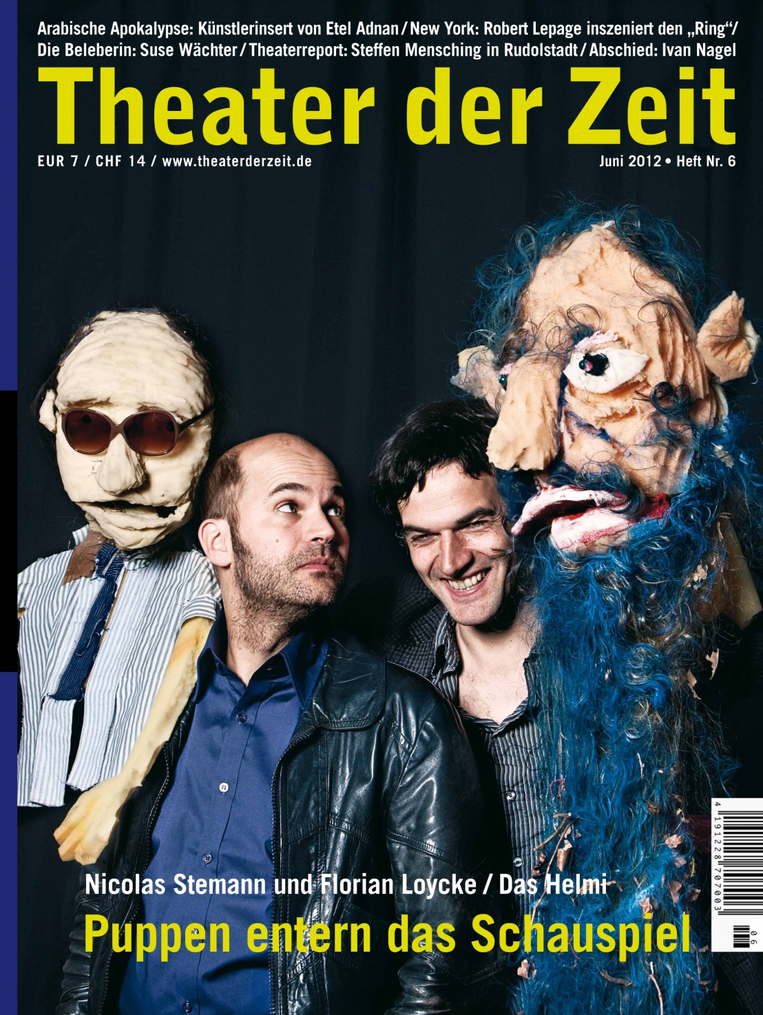 Theater der Zeit 6/2012