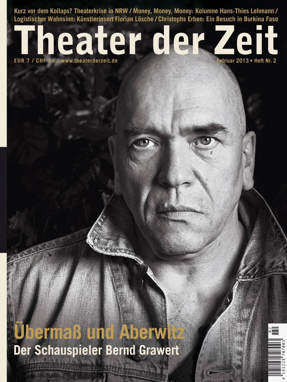 Theater der Zeit 2/2013