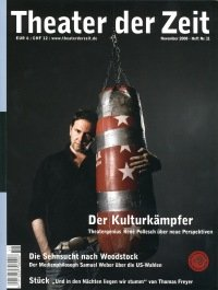 Theater der Zeit 11/2008