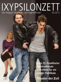 Cover IXYPSILONZETT 03/2013