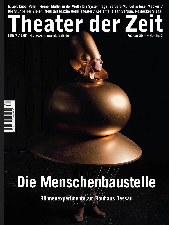 Theater der Zeit 2/2014