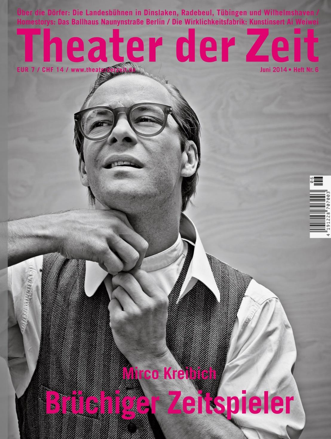Theater der Zeit 6/2014