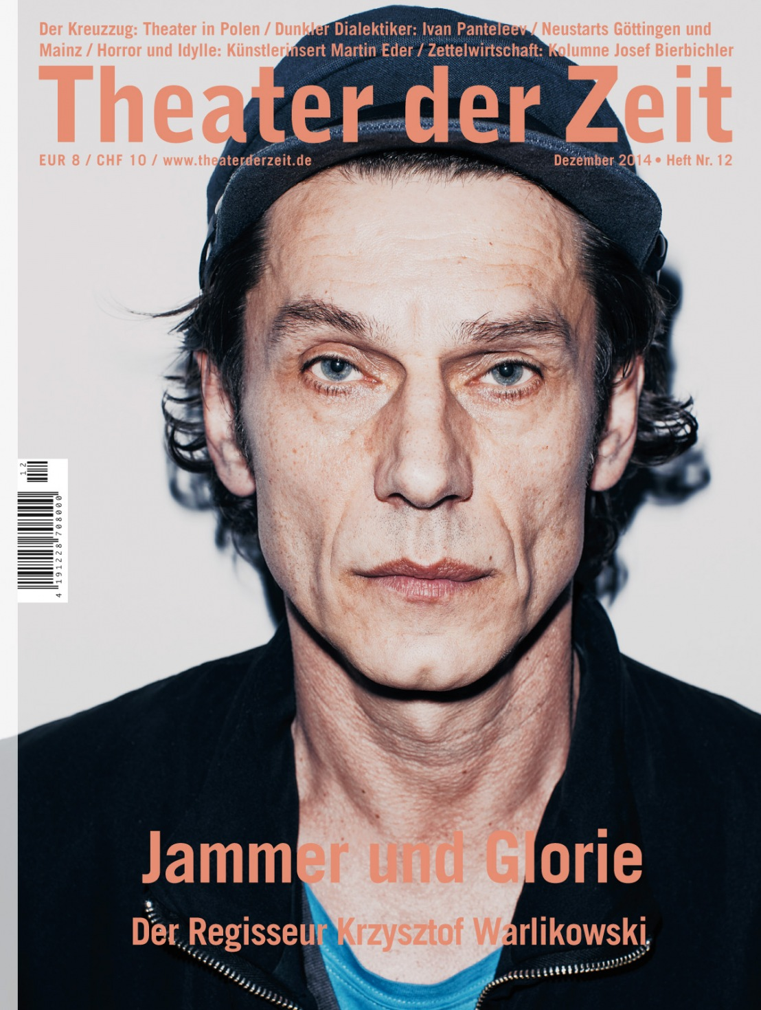 Theater der Zeit 12/2014