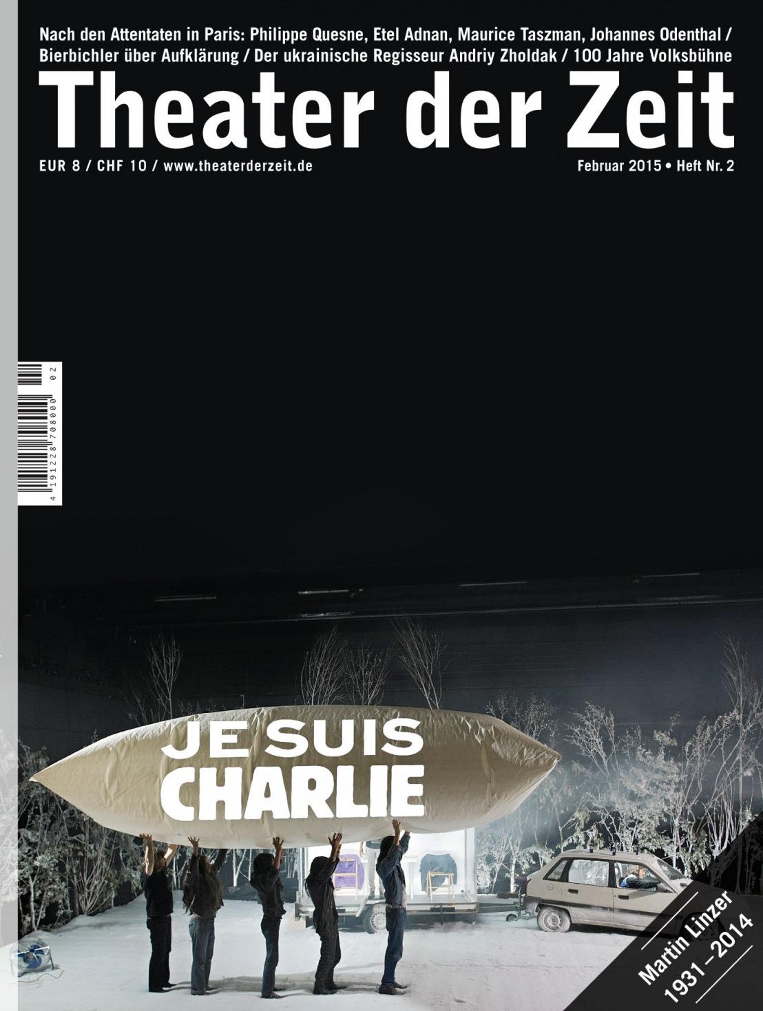 Theater der Zeit 2/2015