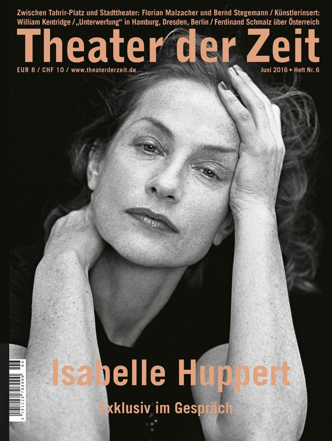 Theater der Zeit 6/2016