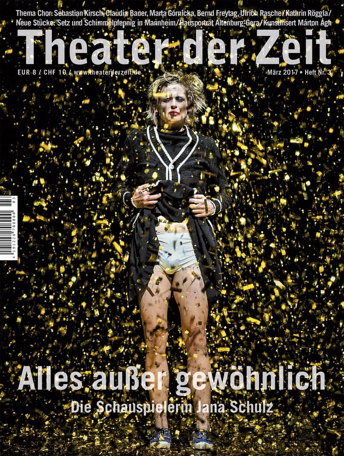 Theater der Zeit 3/2017