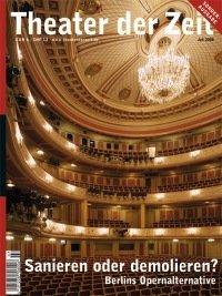 Theater der Zeit 07/2008