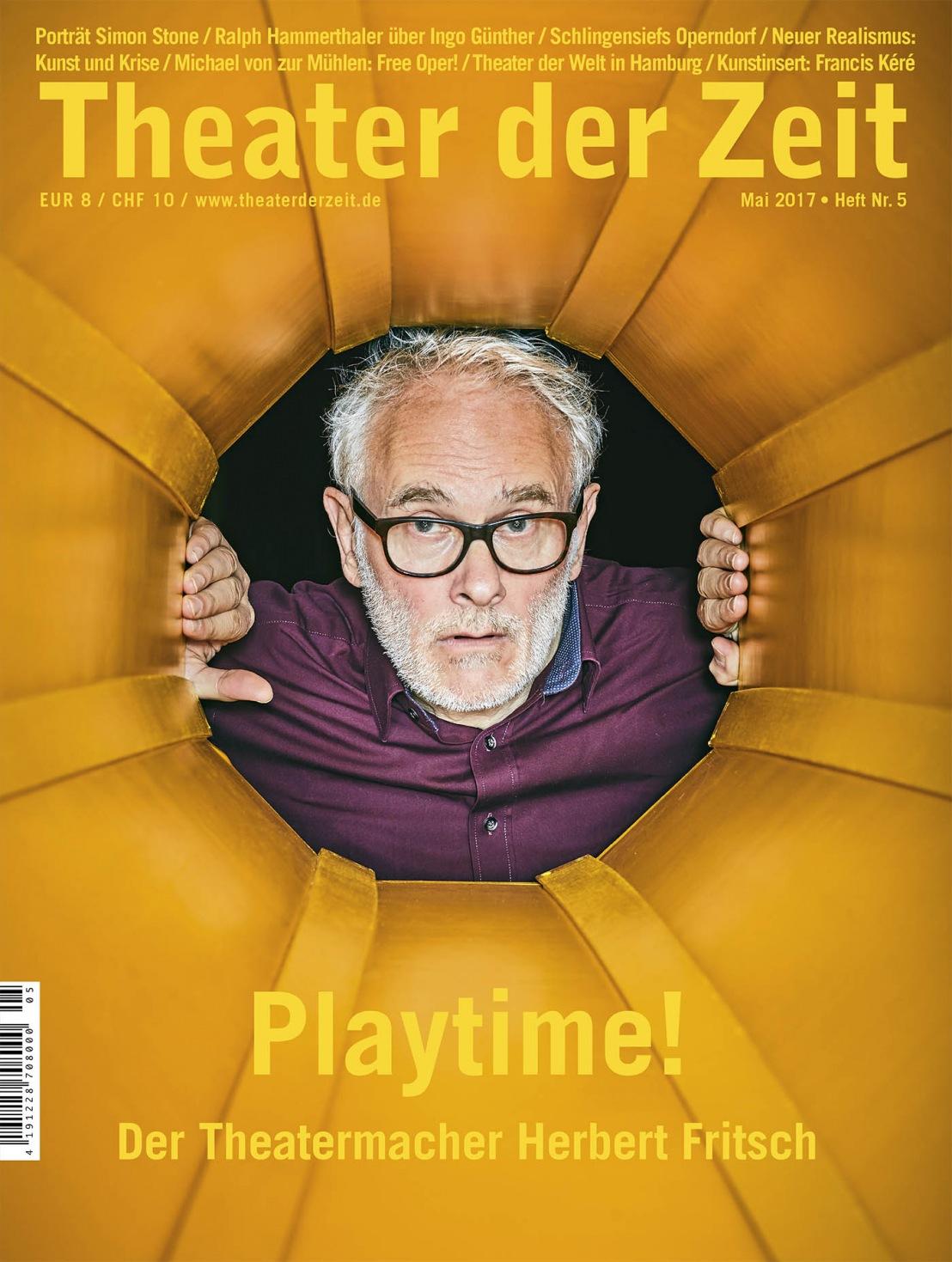 Theater der Zeit 5/2017