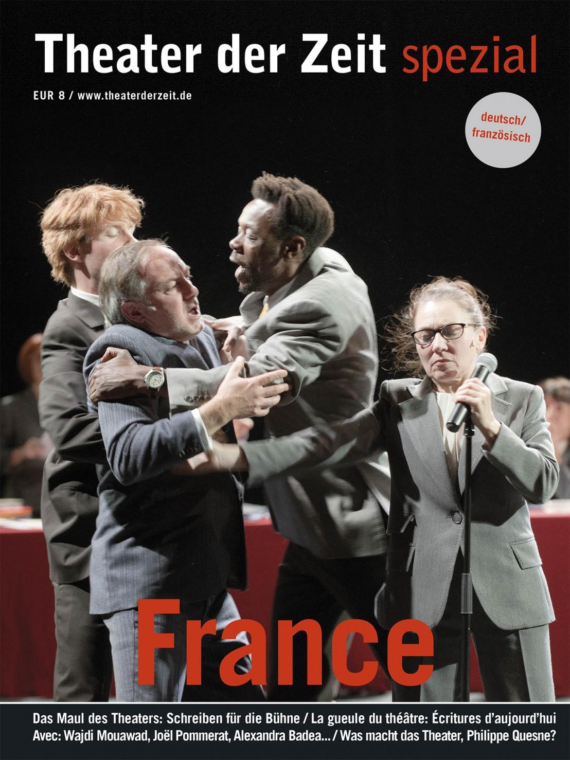 """Theater der Zeit Spezial """"Frankreich"""""""