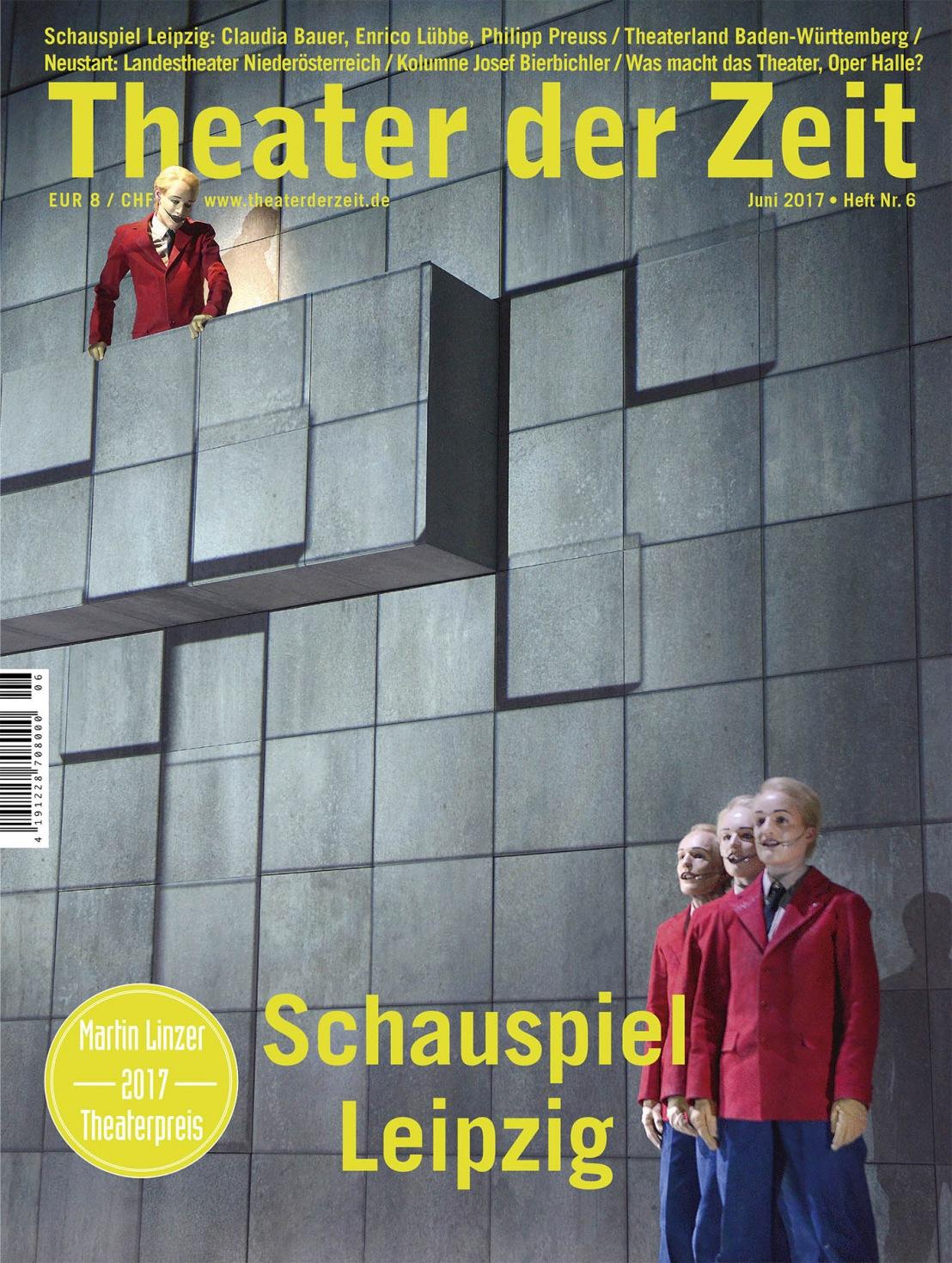 Theater der Zeit 6/2017