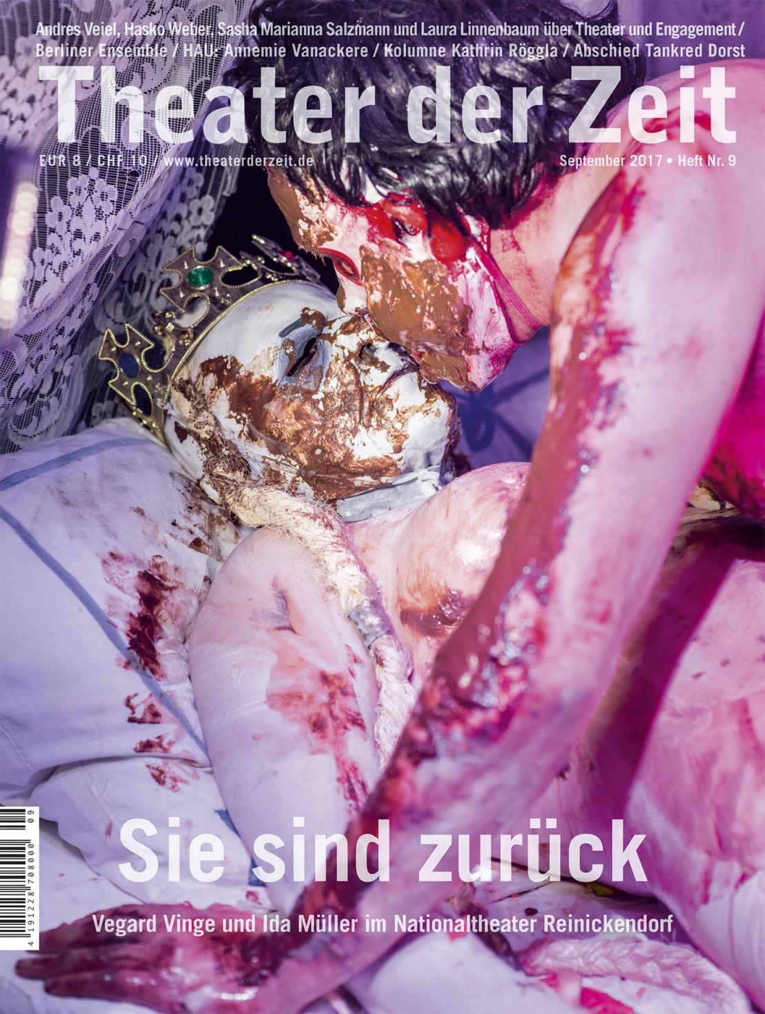 Theater der Zeit 9/2017