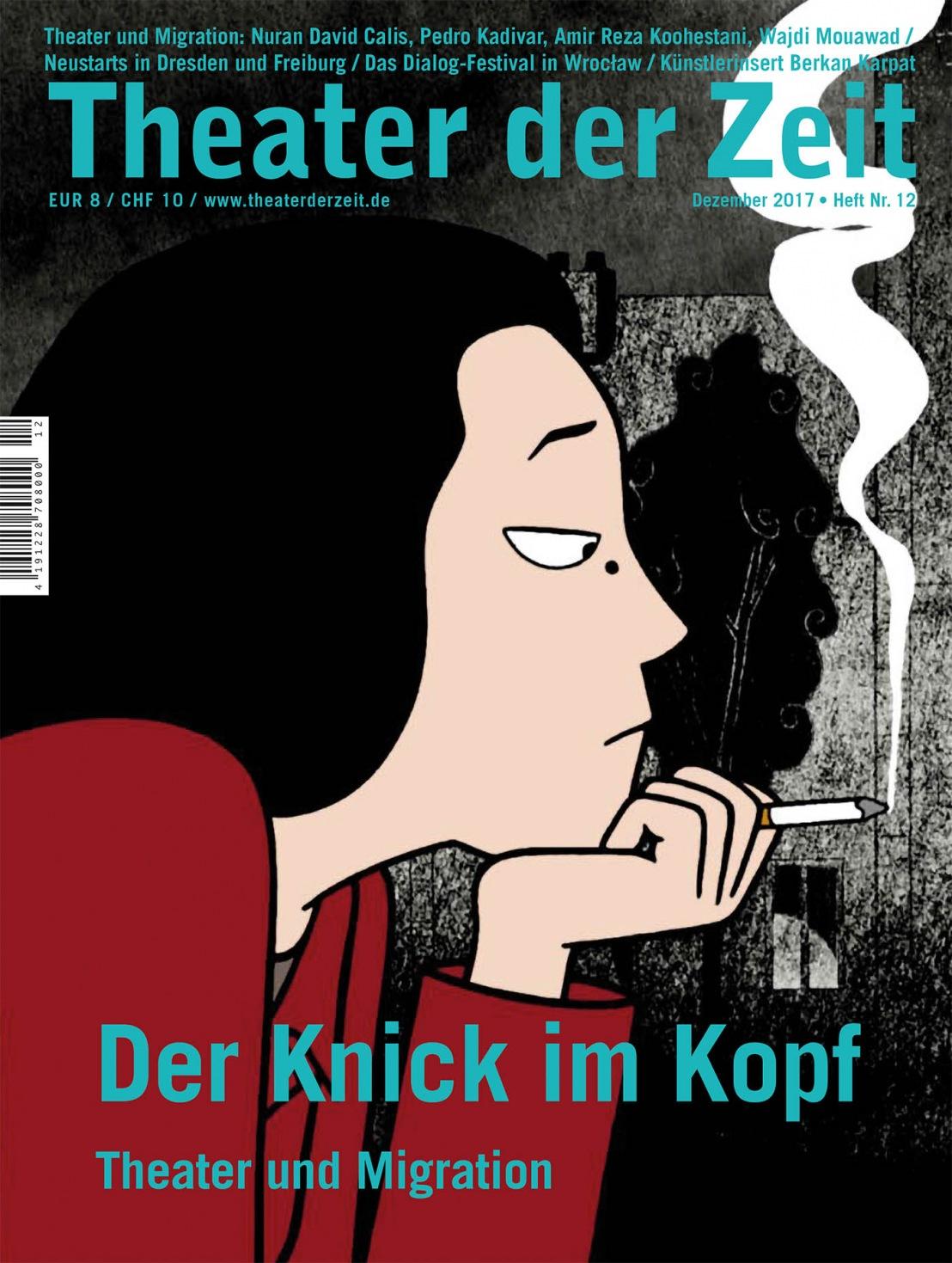 Theater der Zeit 12/2017