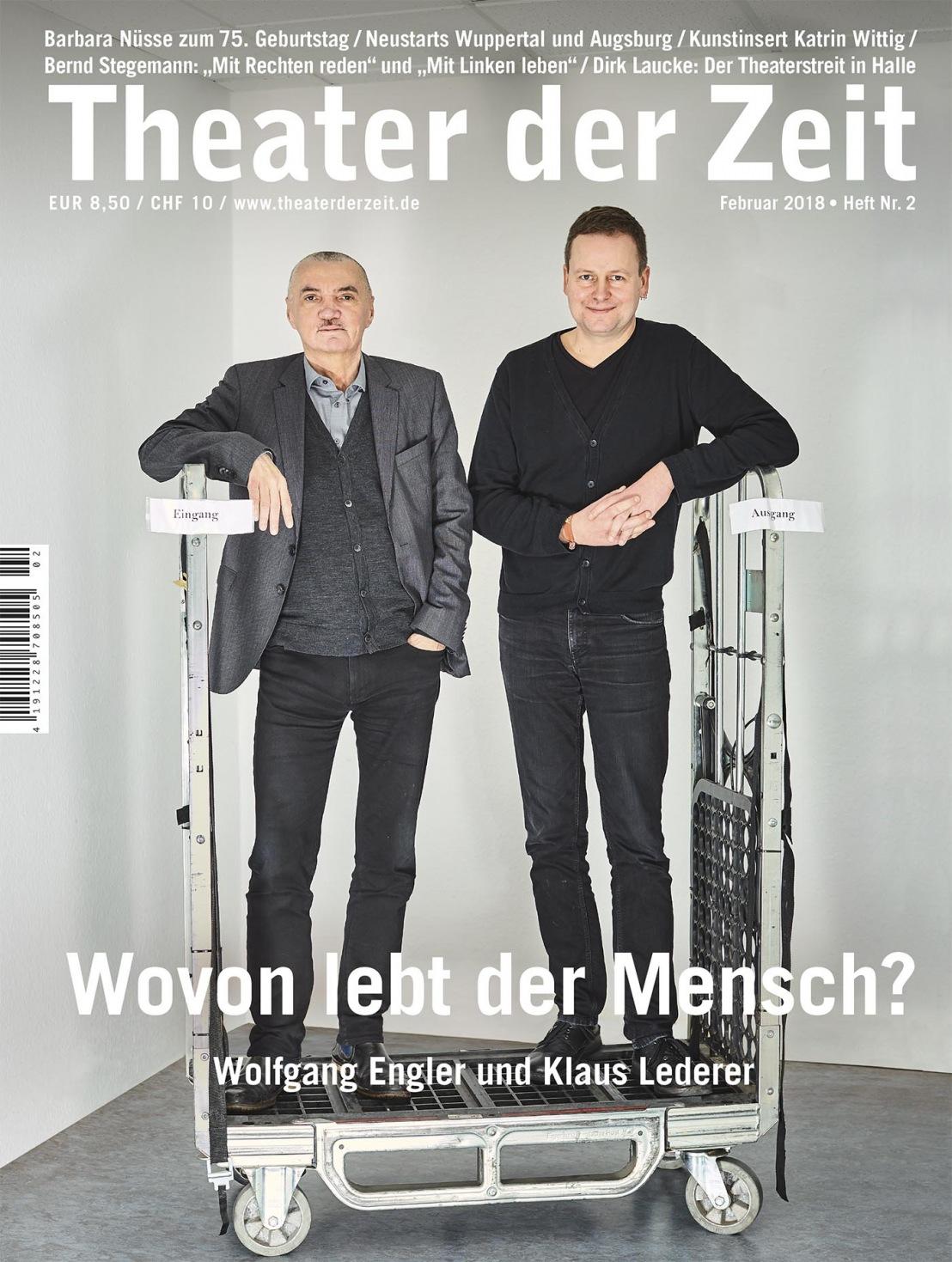 Theater der Zeit 2/2018