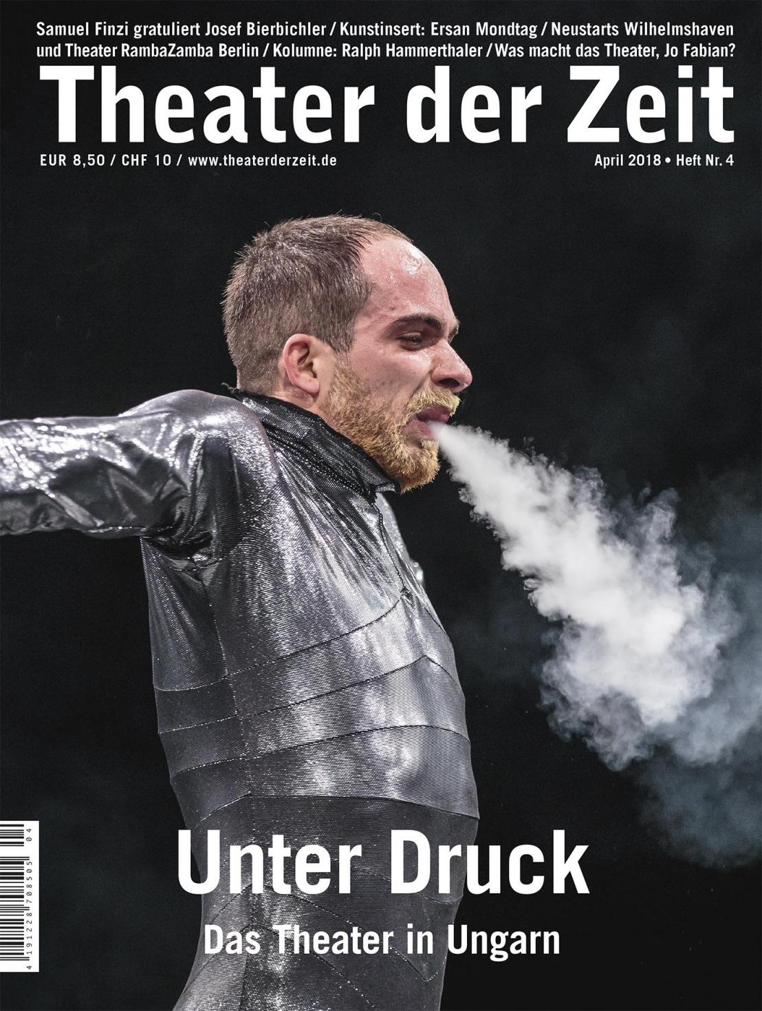 Theater der Zeit 4/2018