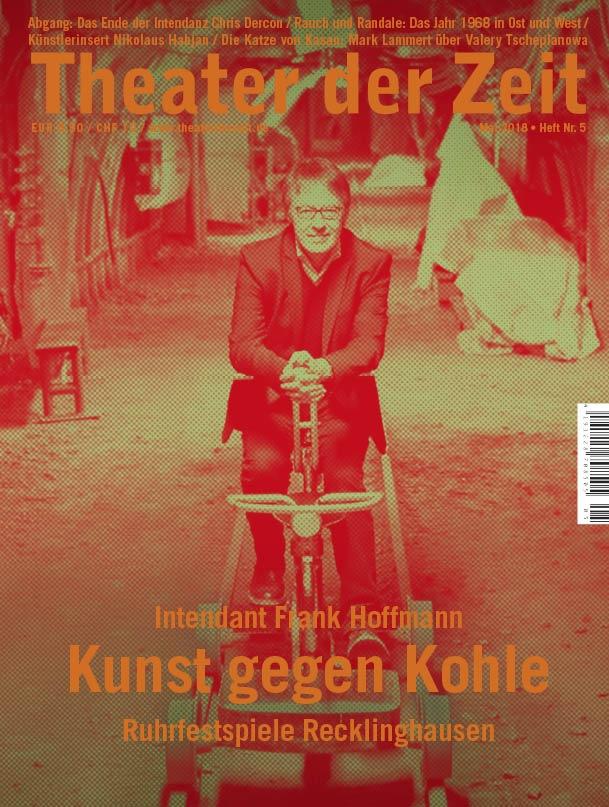 Theater der Zeit 5/2018