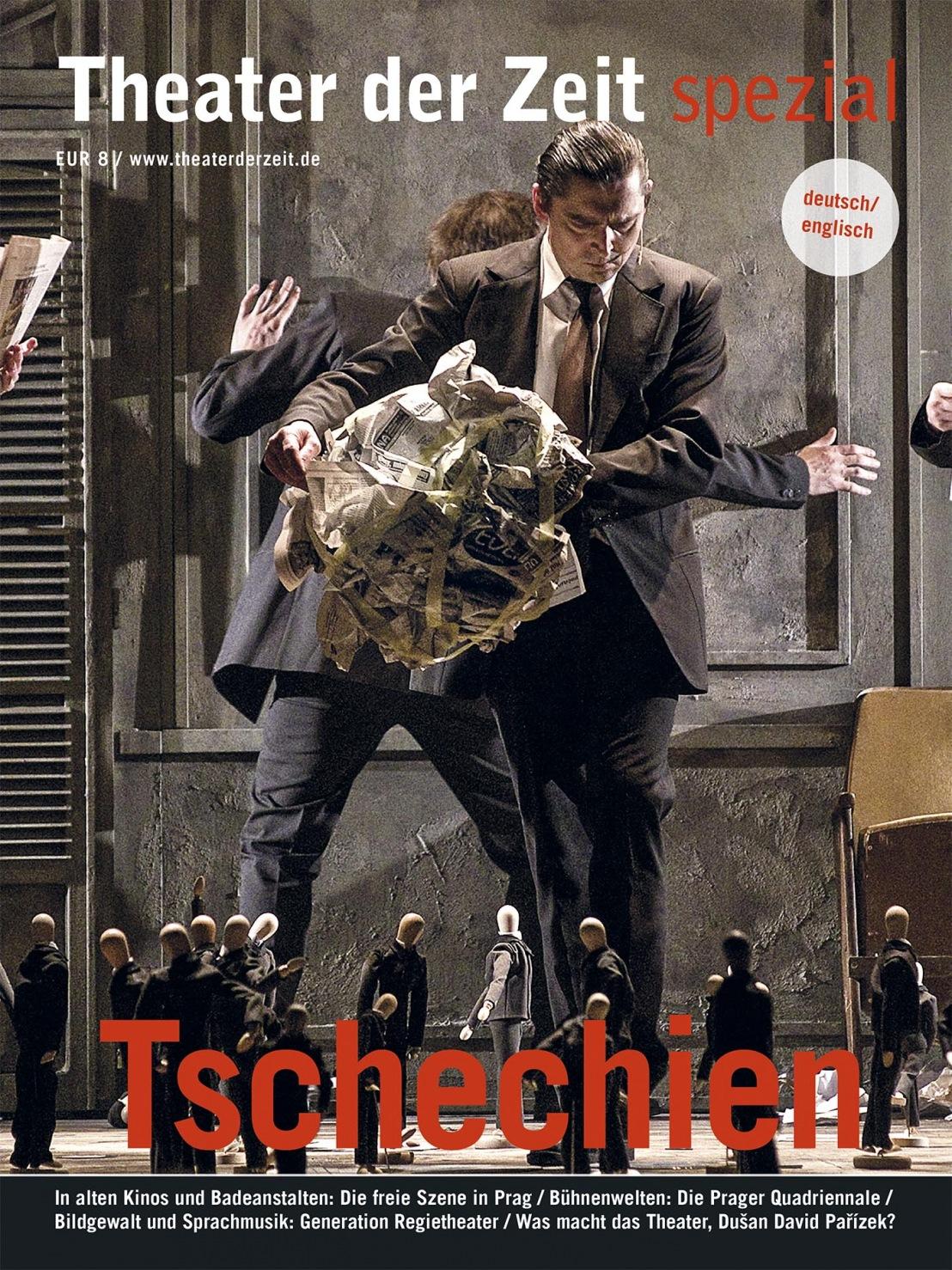 """Theater der Zeit Spezial """"Tschechien"""""""