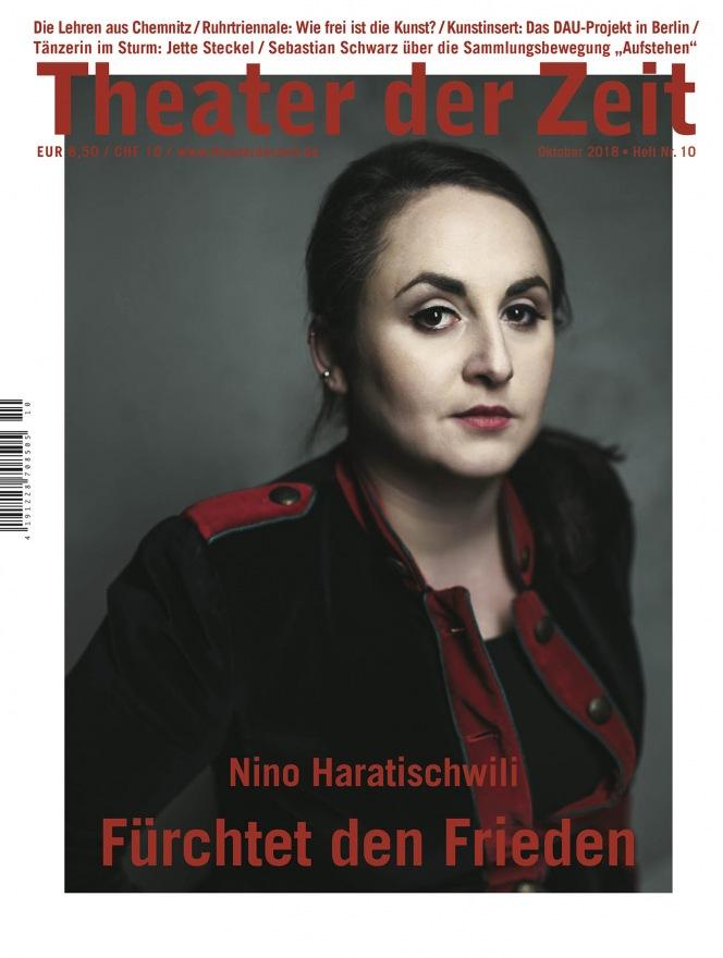 Theater der Zeit 10/2018