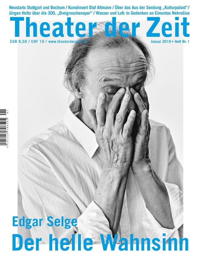 Theater der Zeit 1/2019