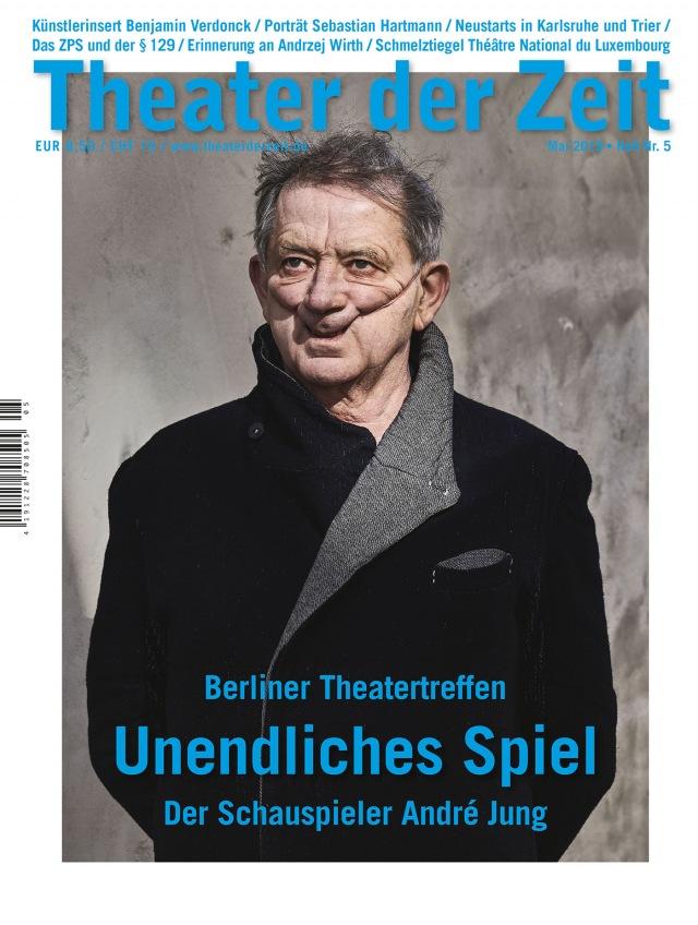 Theater der Zeit 5/2019
