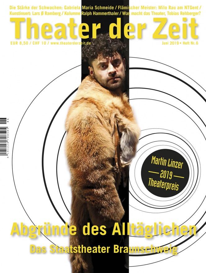 Theater der Zeit 6/2019