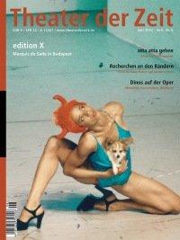 Theater der Zeit 06/2003