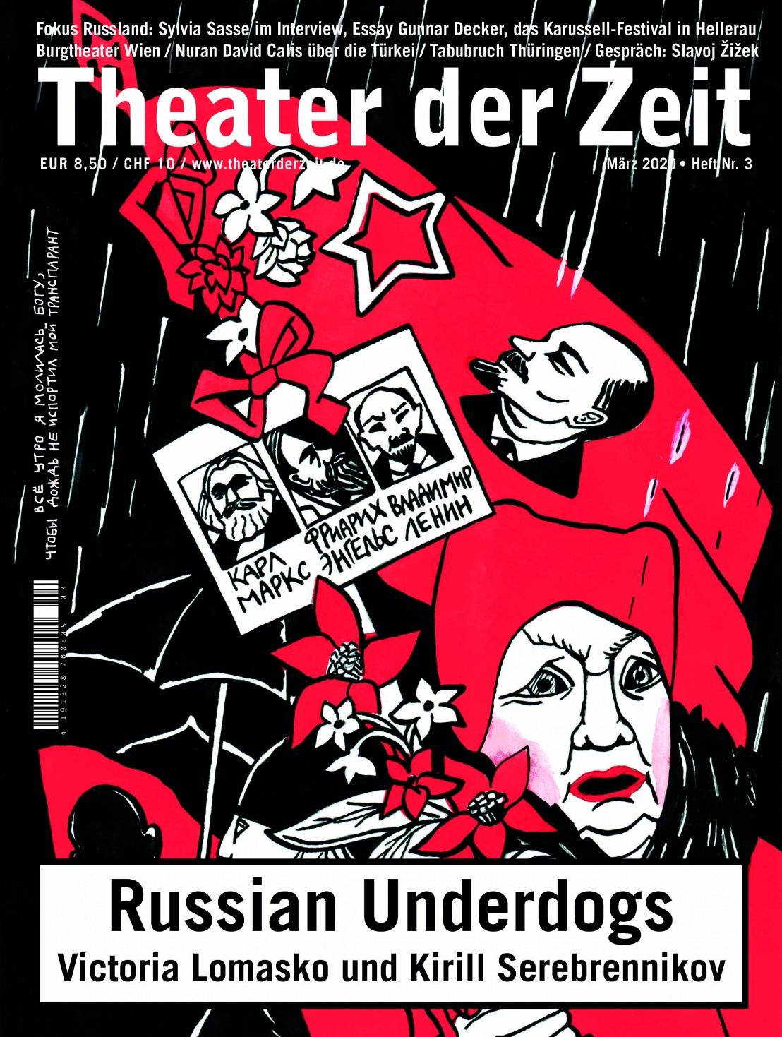 Theater der Zeit 3/2020