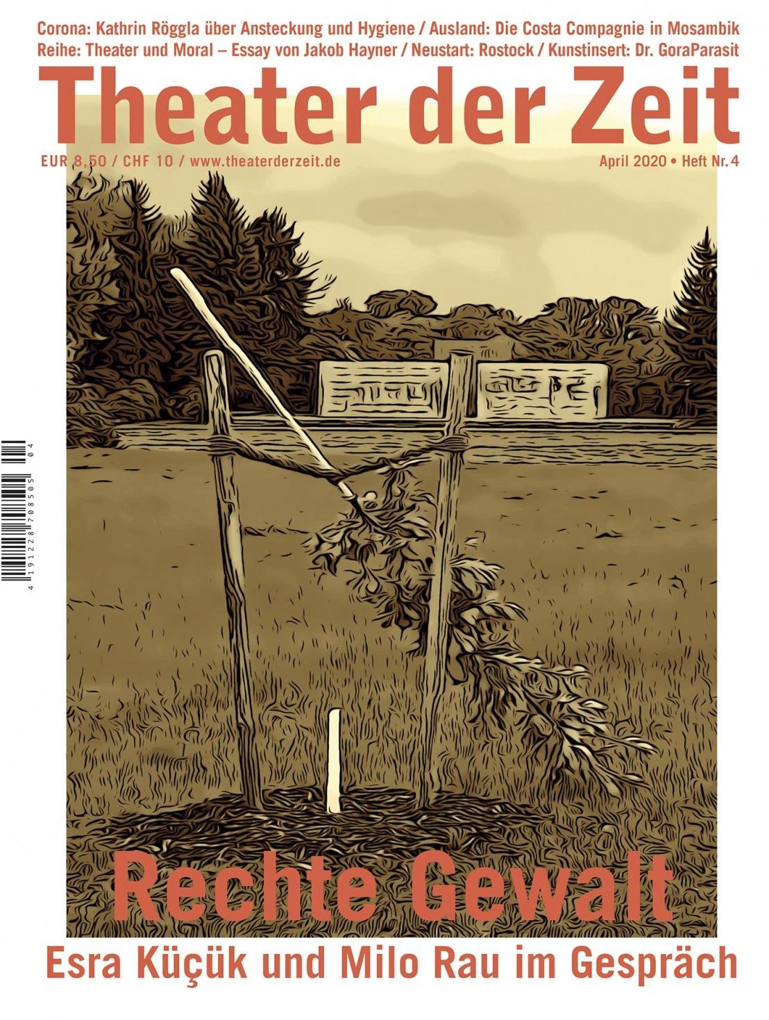 Theater der Zeit 4/2020
