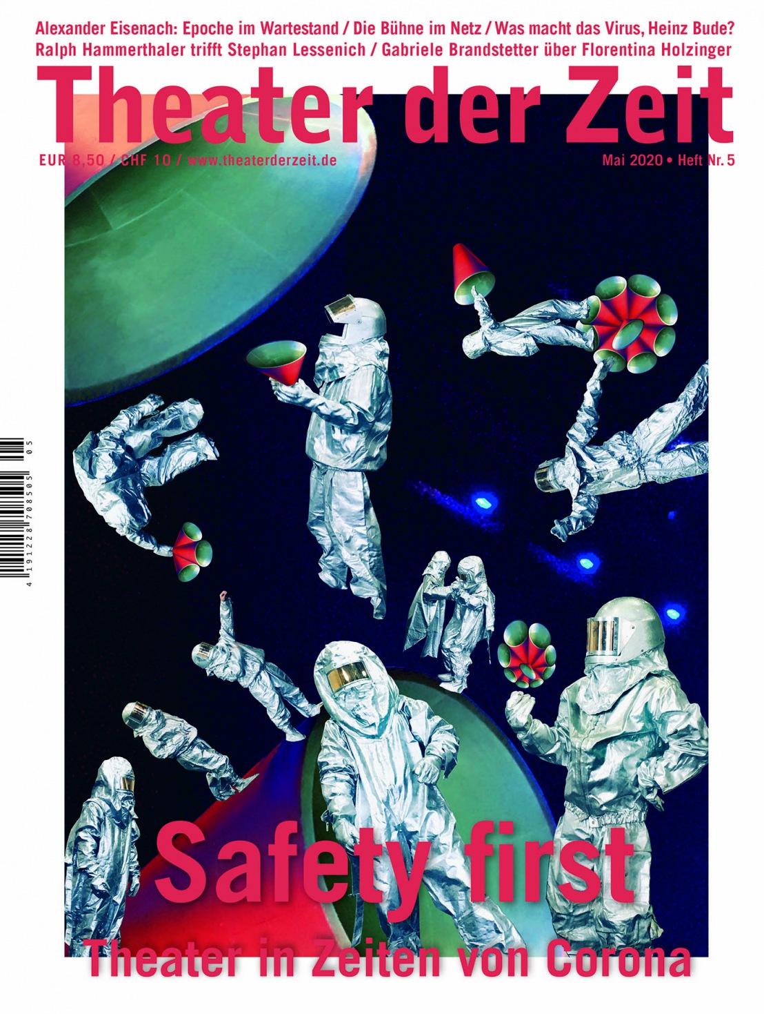 Theater der Zeit 5/2020