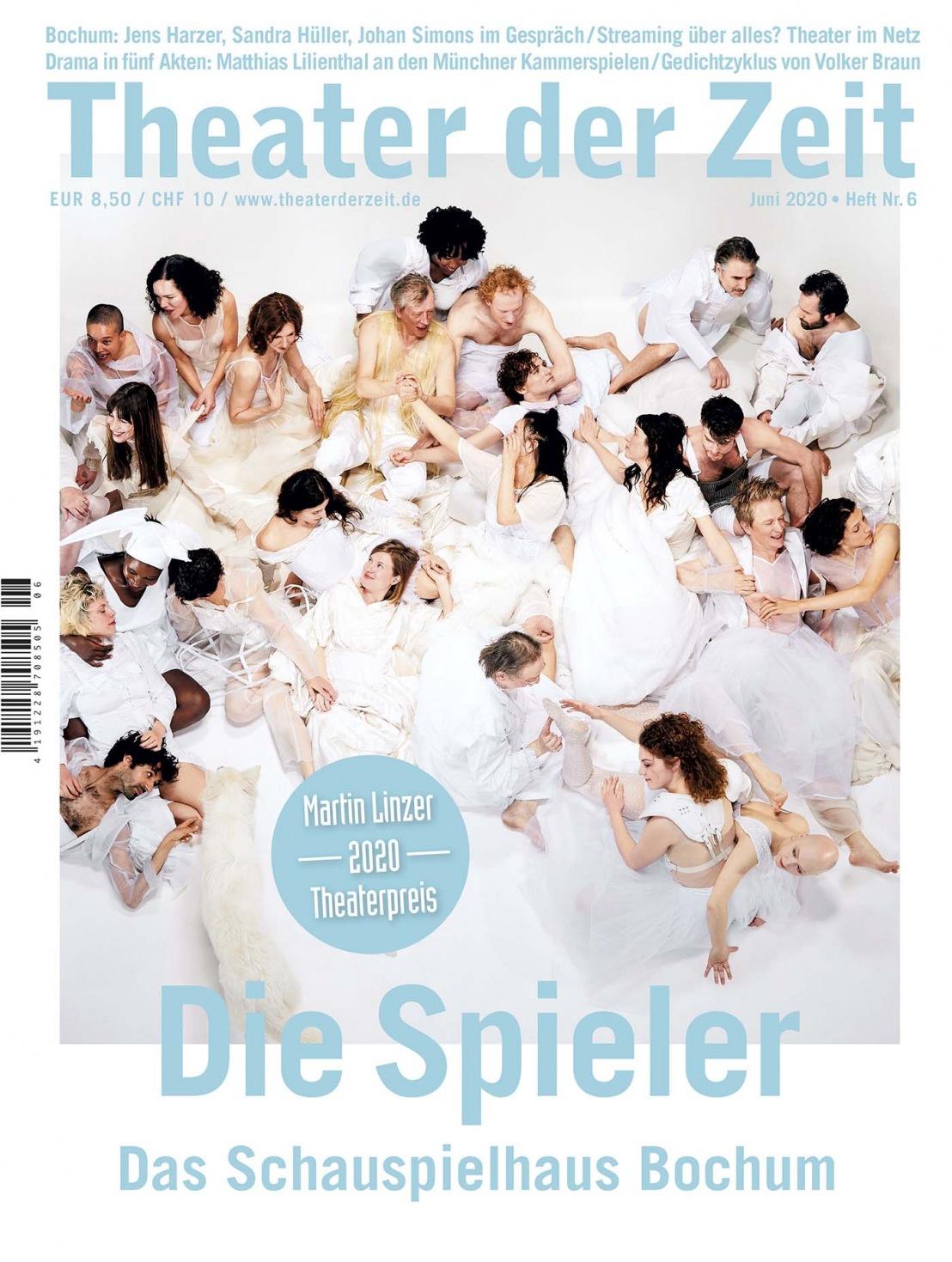 Theater der Zeit 6/2020