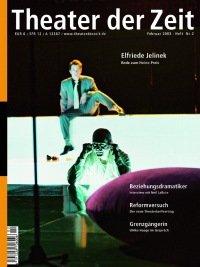 Theater der Zeit 02/2003