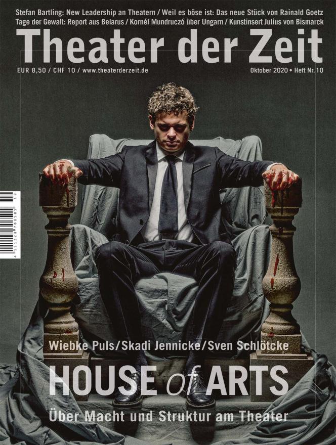 Theater der Zeit 10/2020