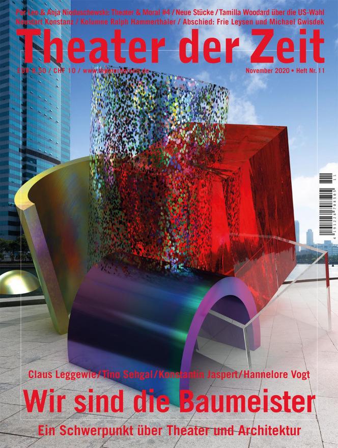 Theater der Zeit 11/2020