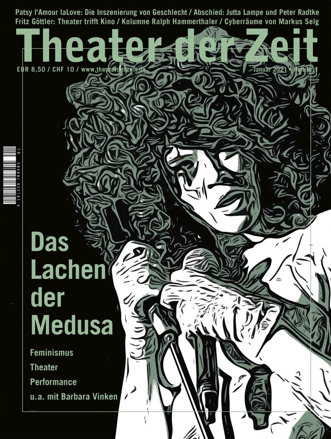 Theater der Zeit 1/2021