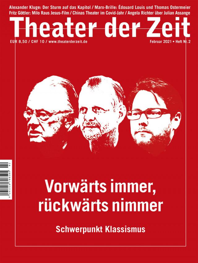Theater der Zeit 2/2021