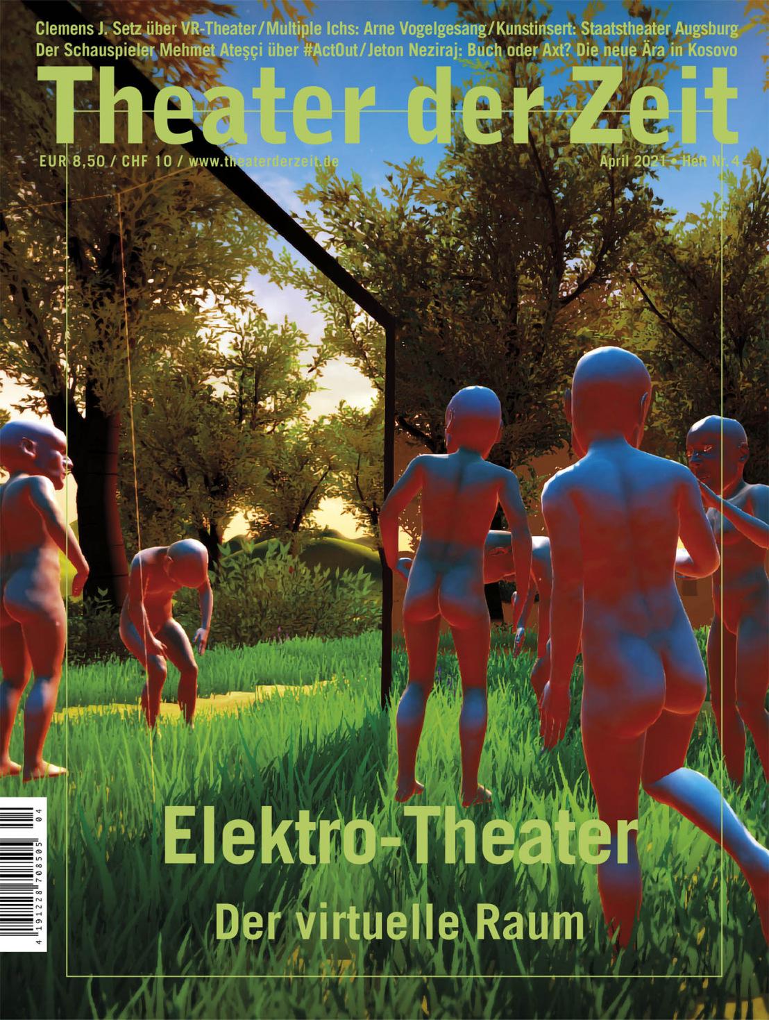 Theater der Zeit 4/2021