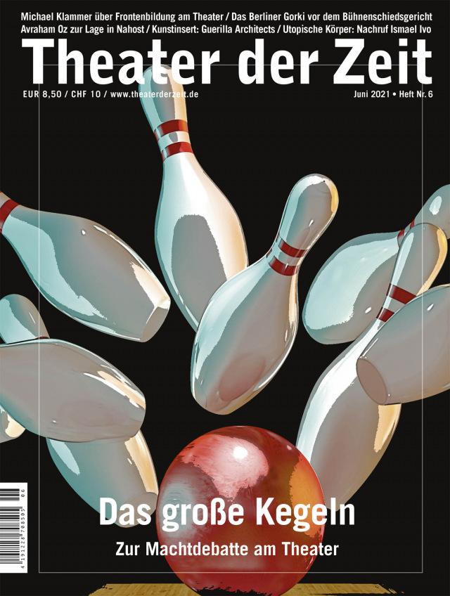 Theater der Zeit 6/2021