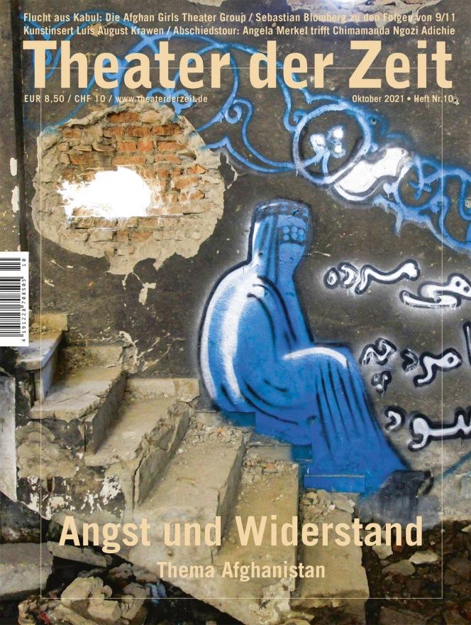 Theater der Zeit 10/2021