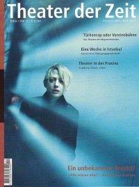 Theater der Zeit 02/2002