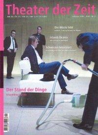 Theater der Zeit 02/2001