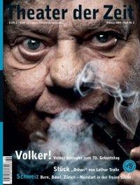Theater der Zeit 02/2009
