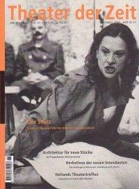 Theater der Zeit 11/2000