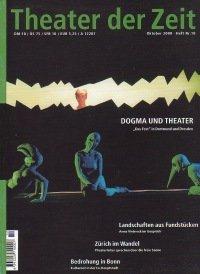 Theater der Zeit 10/2000