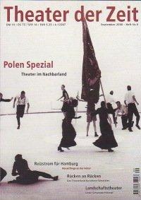 Theater der Zeit 09/2000